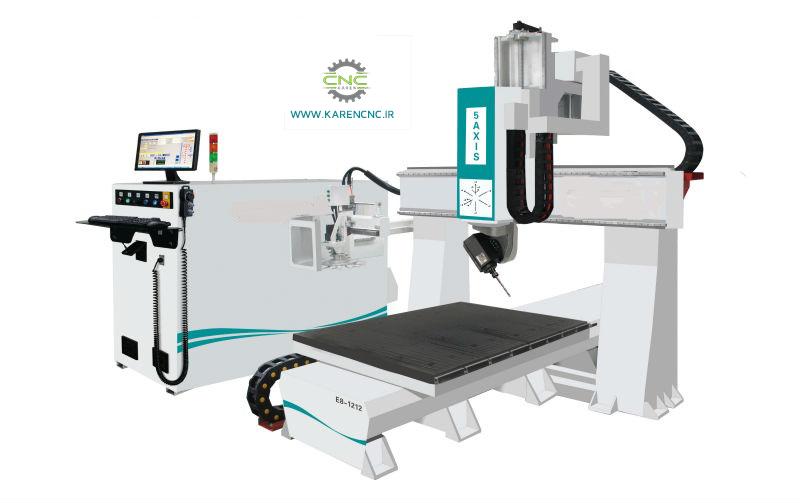 ماشین کنترل عددی ، دستگاه nc و cnc